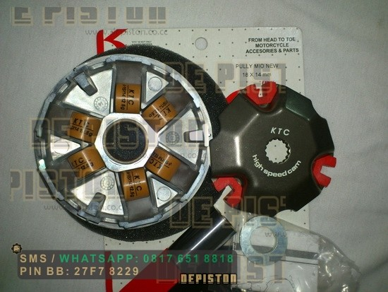 harga Rumah roller / big pulley ktc pnp mio (18x14) Tokopedia.com