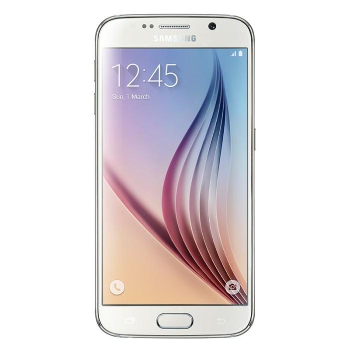 samsung galaxy s6 white pearl garansi resmi samsung indonesia