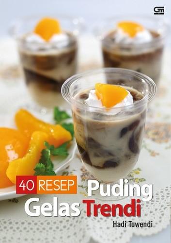 harga 40 resep puding gelas trendi Tokopedia.com
