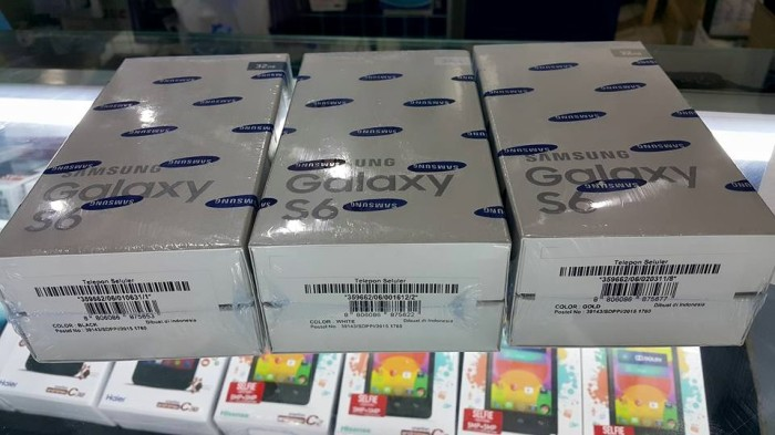 Samsung Galaxy S6 Image