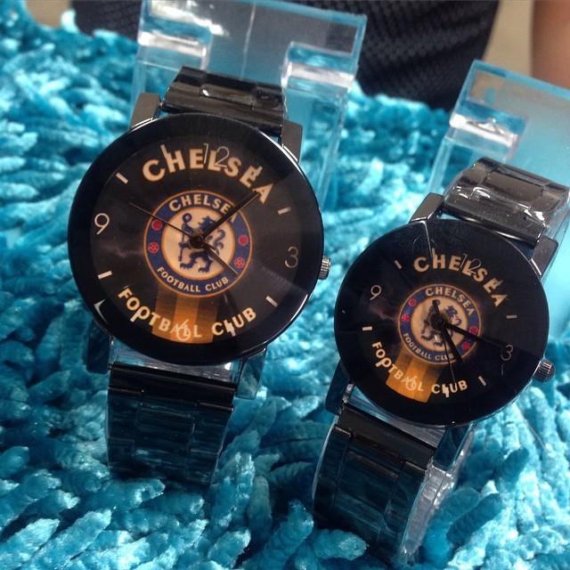 Jual Jam tangan Chelsea Couple - champ s store  4382af751f