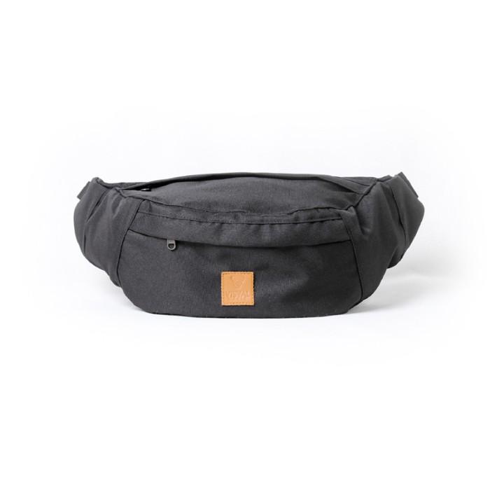 harga Tas pinggang hip pack cross body pria wanita murah- visval psyga black Tokopedia.com