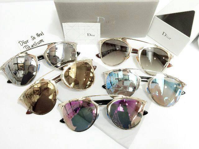652ce0ea38cf Jual kacamata dior so real titanium   sunglasses dior so real paket ...