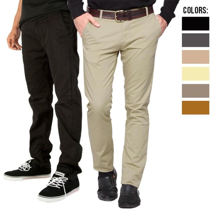 100+  Celana Chino Untuk Formal Paling Bagus Gratis