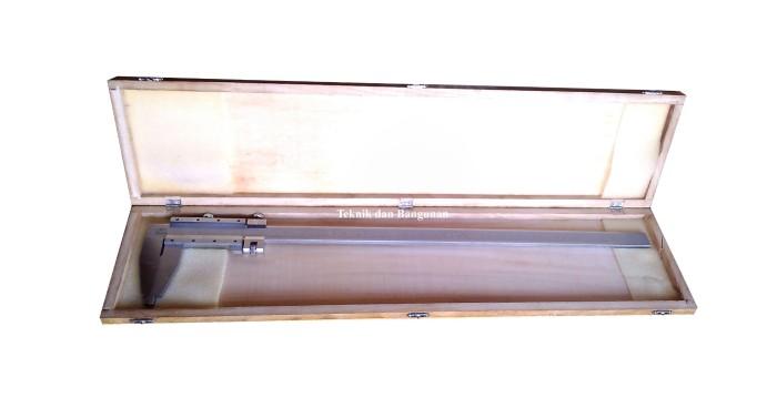 """Foto Produk Vernier Caliper/Sketmat/Jangka Sorong Tricle Brand 600mm/24"""" (0.05mm) dari Teknik dan Bangunan"""