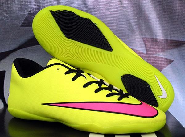 various colors 056fe 0dd2b Nike Mercurial Superfly kuning Stabilo KW Super