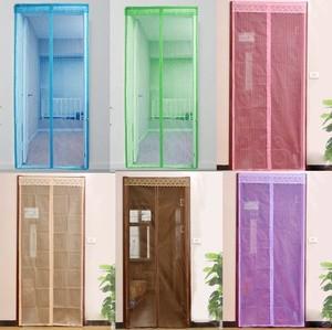 harga Tirai pintu magnet anti nyamuk magnetic curtain mosquito repellent Tokopedia.com