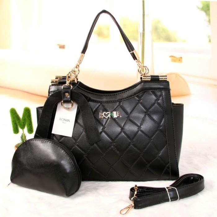 Jual Tas Bonia import tas wanita branded kw Super H1515 - Fashion 28 ... caff9e5131