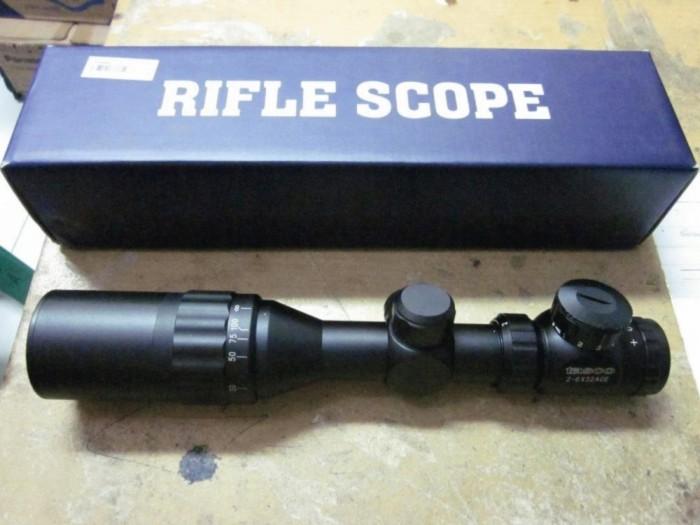 Memasang telescope senapan angin canon cara memasang telescope
