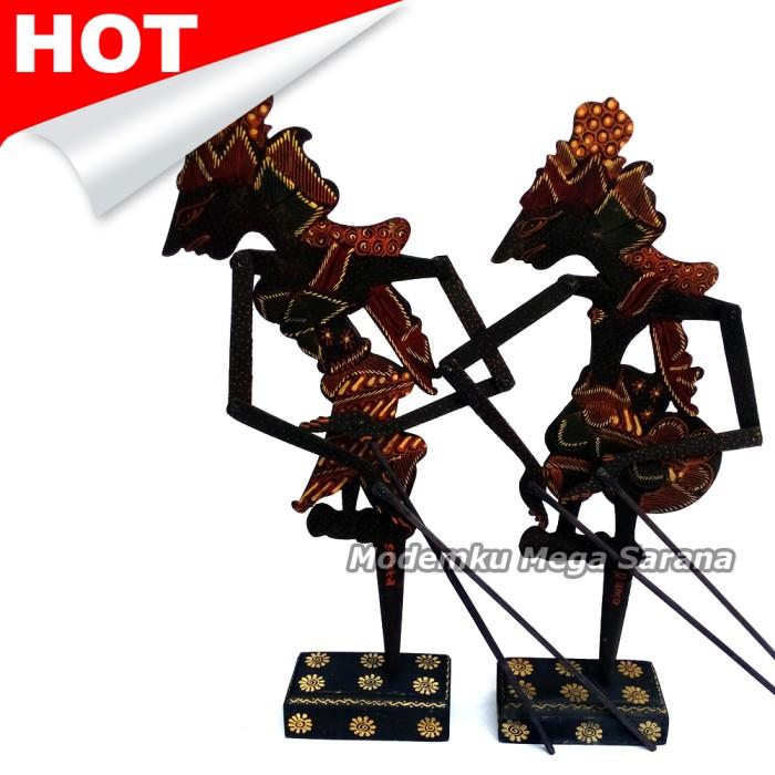 harga Miniatur wayang kayu batik rama shinta - ukuran m 35x13x0.8 cm Tokopedia.com
