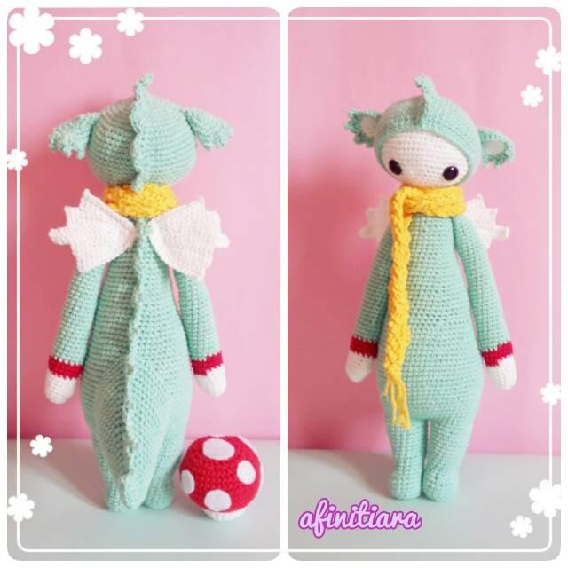 LUPO the lamb / sheep lalylala crochet pattern / amigurumi   Etsy   700x700