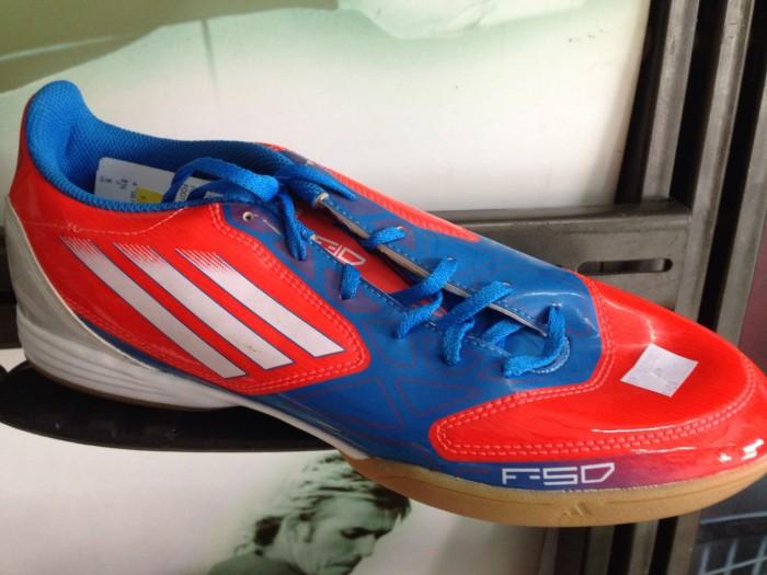 d01effb7e83 Adidas sepatu futsal adidas f10 in authentic sale 50% cuci gudang red