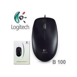 f90e95e4bef Jual Logitech B100 Optical USB Mouse ORIGINAL - DKI Jakarta ...