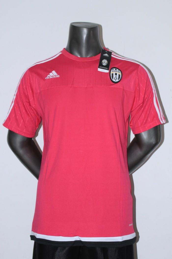 best cheap 611c7 78c91 Jual Juventus Training Pink 15/16 - DKI Jakarta - Con Jersey | Tokopedia
