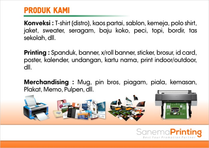 Jual Brosur Art Paper Murah Percetakan Promosi Kab Karawang