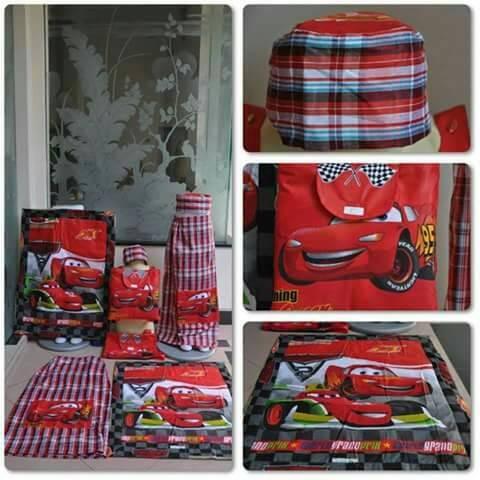 Foto Produk sarung anak karakter cars dari Denuza's Store