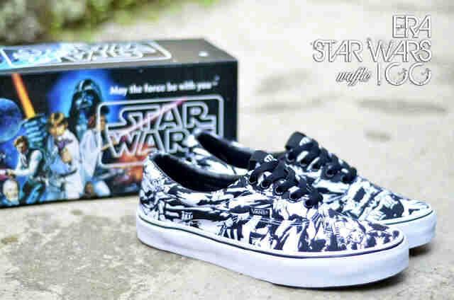 c202c8860 Jual SEPATU VANS ERA STAR WARS 010 - Kota Bandung - sepatu mega ...