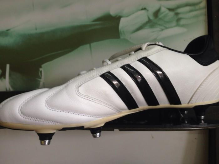 Adidas sepatu bola adidas telstar sg pul 6 besi leather authentic sale 467e58160e