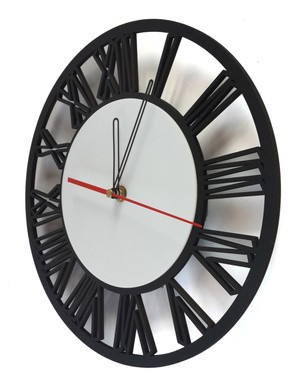 Jual NEW ROMAWI CLOCK BY SEIKO JAM DINDING UNIK - GIJOE SHOP  bf5164e83d