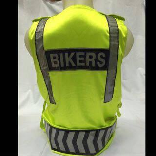 harga Rompi bikers stabilo + scotlite qualitas halus lembut Tokopedia.com