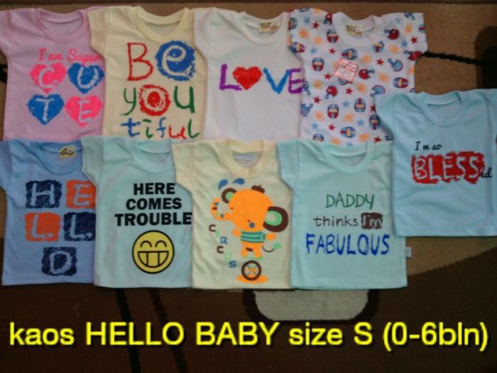 76 Gambar Baju Hello Baby Terbaru
