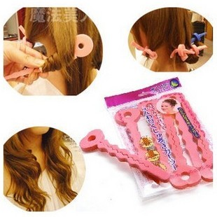 Foto Produk Bendy Hair Curler (Roller): Membuat Rambut Ikal Alami dari Ramayana Grosir