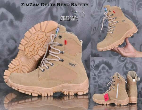 Jual sepatu zim zam delta revo cek harga di PriceArea.com eae226ac59