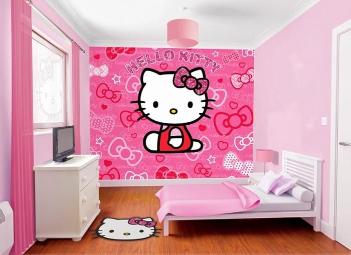 Jual Wallpaper Dinding Anak Hello Kitty Kota Administrasi Jakarta