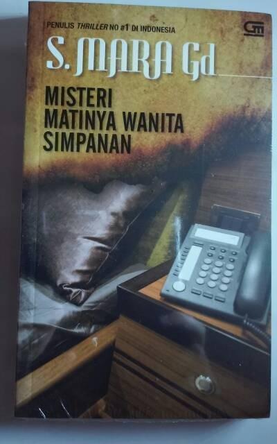 harga Novel dewasa s. marga gd - misteri matinya wanita simpanan Tokopedia.com