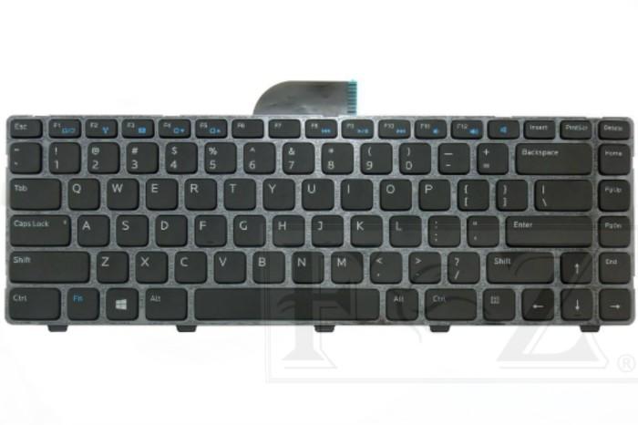 harga Keyboard dell inspiron 14 (3421 1528 2418) 14r (5421) 14v (2306) Tokopedia.com