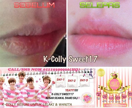 K Colly Collagen Harga Jual K Colly Sweet Col...