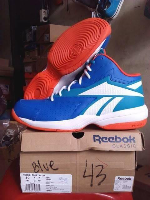 ede327ab35a9 Jual Sepatu Basket Reebok Court Flyer Original Igitz Tokopedia