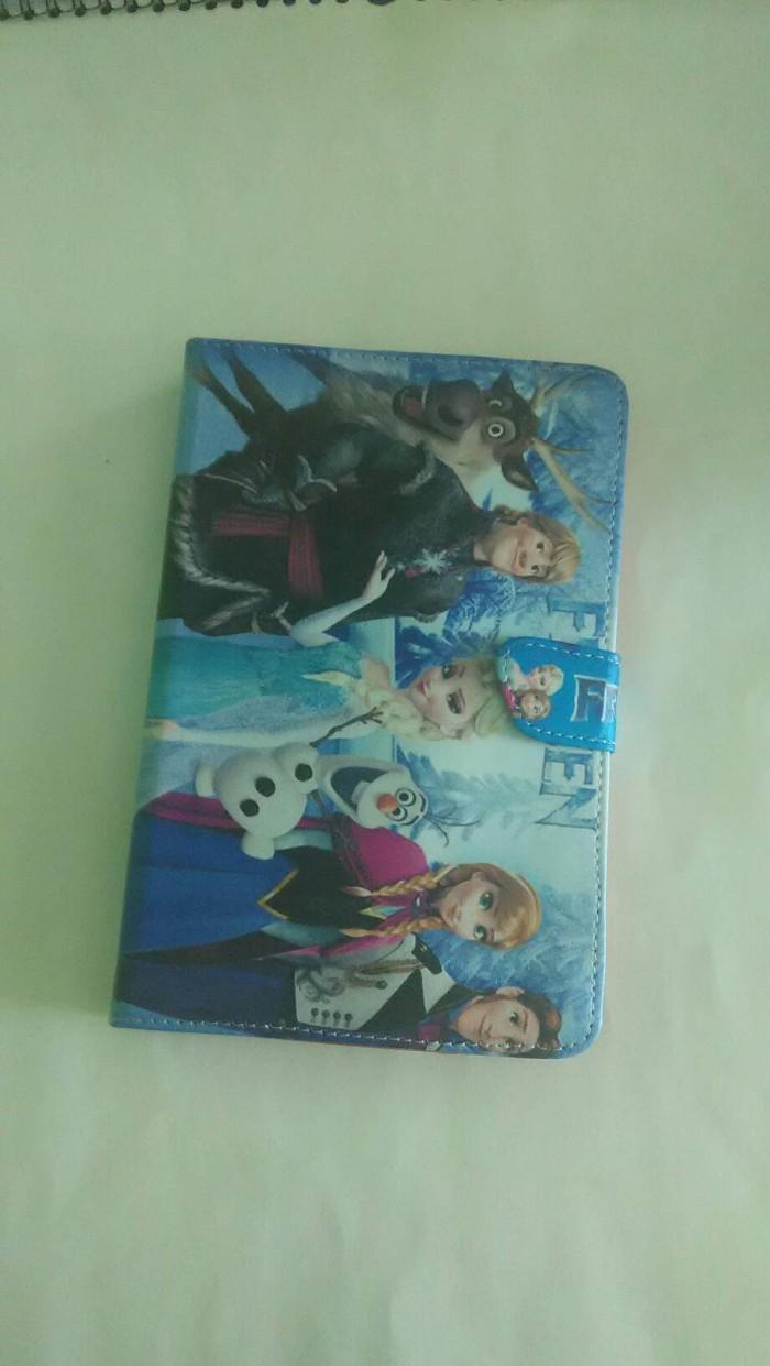 Jual Cover Flip Cover Case Book Cover Samsung Tab 3 V T116 Gambar Kartun Kota Semarang Matahari Aksesoris