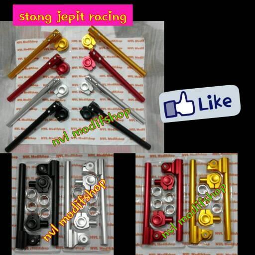 harga Stang jepit vixion cb150r nvl verza megapro scorpio Tokopedia.com