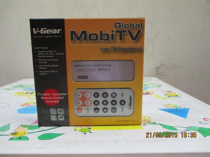 Foto Produk MOBI TV Global dari UAV