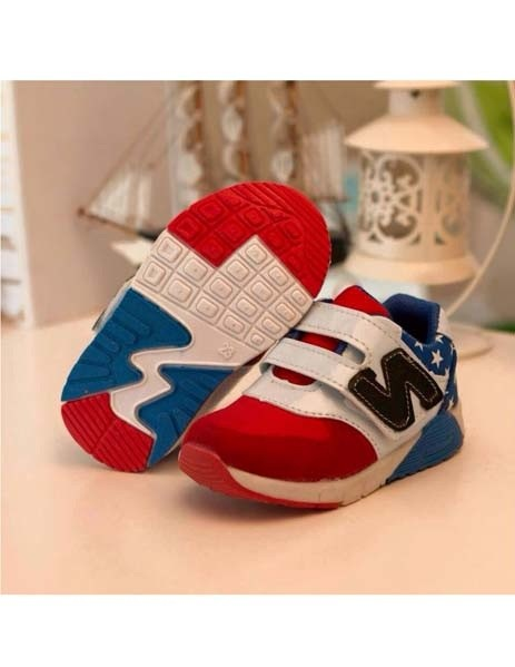 Jual Walker Shoes Import-Sepatu anak laki new balance-nb sporty red ... 0e31707374