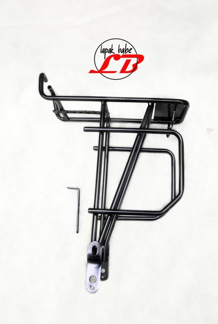 Jual rak / bagasi / painer depan sepeda Kab. Magelang
