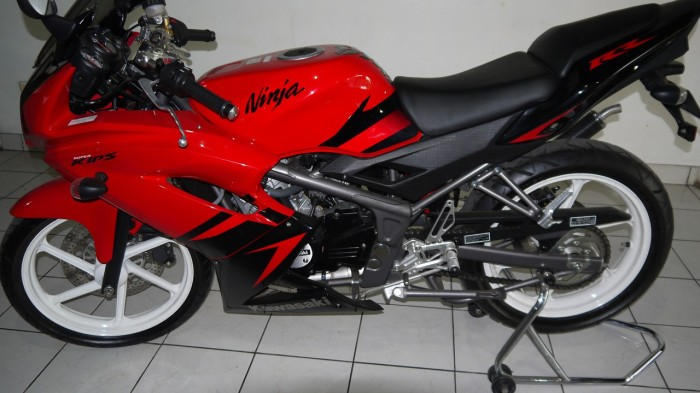 Jual Kawasaki Ninja Rr Motor Tarikan Pt Kusuma Tokopedia