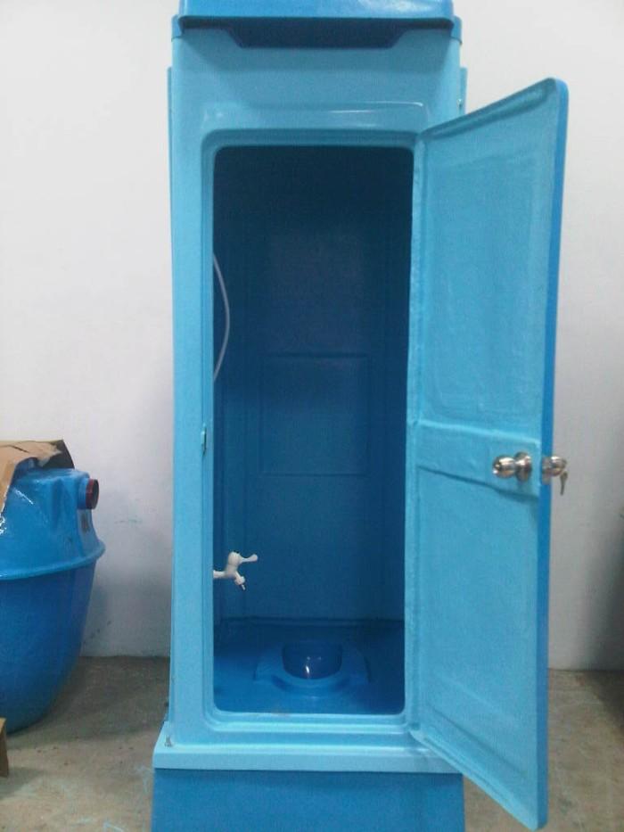 Jual Toilet Murah Toilet Portabel Tipe C Kamar Mandi Fiberglass