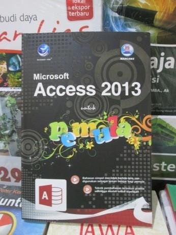 harga Microsoft access 2013 untuk pemula Tokopedia.com