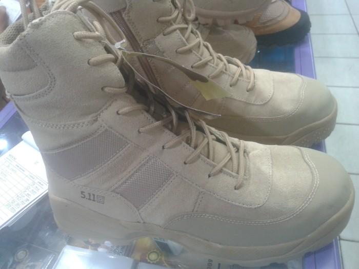 harga Sepatu boots 5.11 tactical 8 inci desert gurun Tokopedia.com