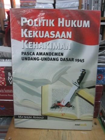 harga Politik hukum kekuasaan kehakiman Tokopedia.com