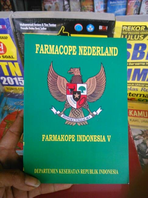 Farmakope Indonesia Pdf