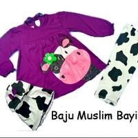 Baju Muslim Bayi Lucu Dan Unik