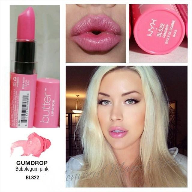 harga Nyx butter lipstick - gum drop Tokopedia.com