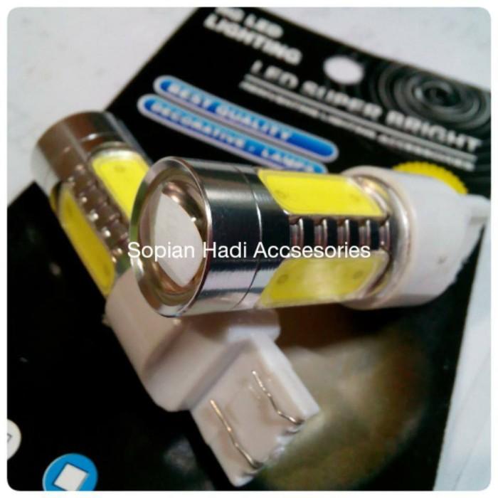 harga Bohlam rem t20 putih cob plasma lensa 11 watt superbright Tokopedia.com