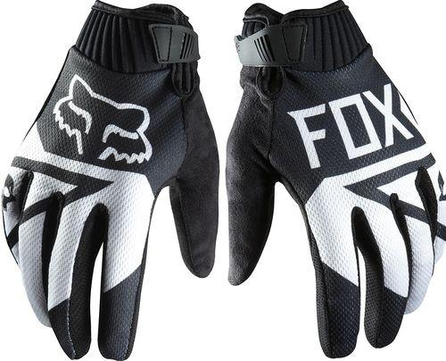 Sarung Tangan/Glove FOX Demo MTB Hitam Putih