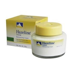 harga Hazeline snow moisturizing cream Tokopedia.com