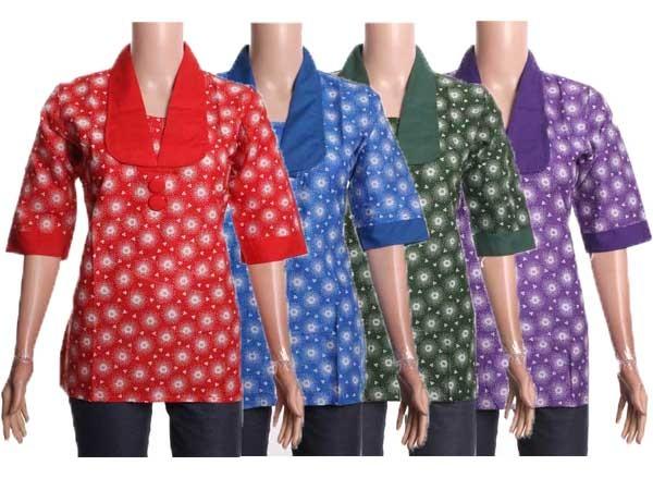 harga Blus batik utari Tokopedia.com