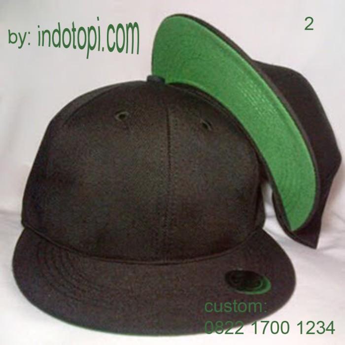 Jual topi topi snapback snapback polos topi hiphop cek harga di ... 4bfbd77cd6